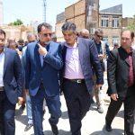 با حضور معاون وزیر راه و شهرسازی و مدیر عامل شرکت بازآفرینی شهری ایران