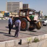 آغازعملیات اجرایی احداث سرویس های بهداشتی سطح شهر